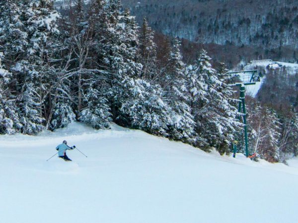 loon ski area, loon mountain, mountain club on loon events, lincoln, nh skiing, snowboarding, ski lift